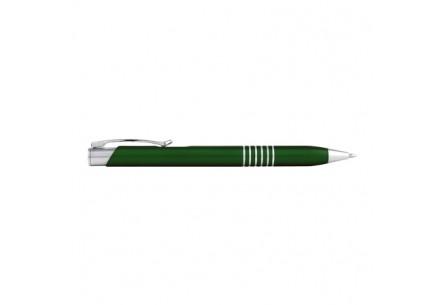 Długopis metalowy zielony