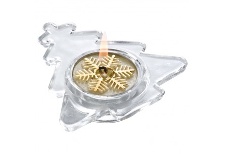 Świąteczny zestaw świeczek