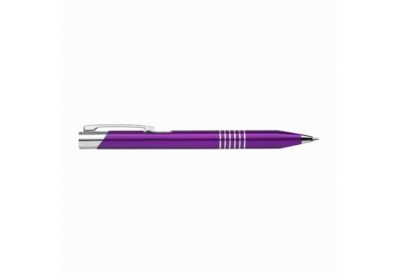 Zestaw piśmienny fioletowy