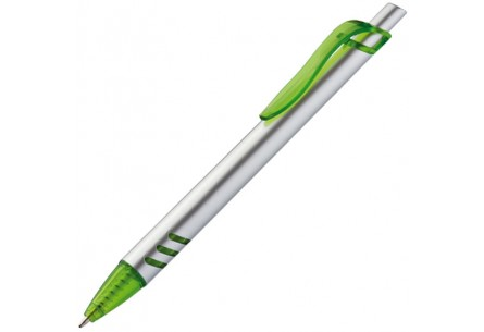 Długopis plastikowy zielony
