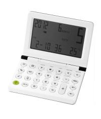 Kalkulator/wyświetlacz stref czasowych Atlas