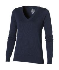 Sweter damski V-neck