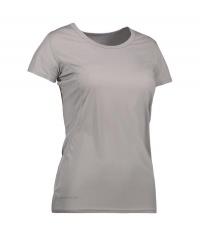 Damski T-shirt Active Grey