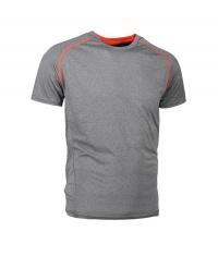 Męski T-shirt Urban Grey melange