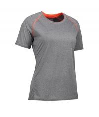Damski T-shirt Urban Grey melange