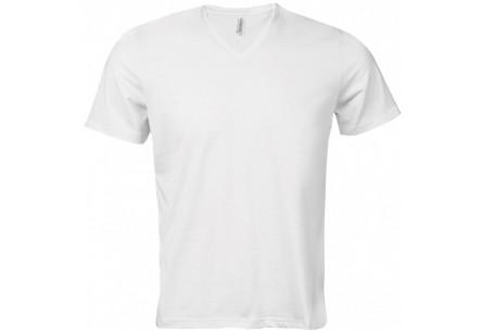 Koszulka z Trójkątnym Dekoltem Calypso Kariban