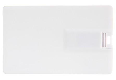 Pendrive karta z plastiku