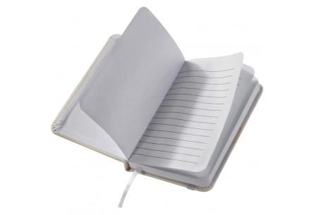 Notes z zakładką i gumką