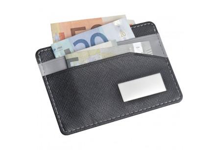 Zestaw portfel i brelok