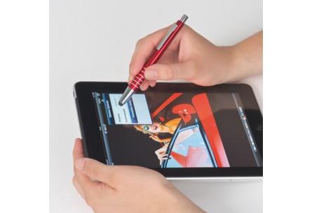 Długopis z końcówką do ekranów dotykowych.