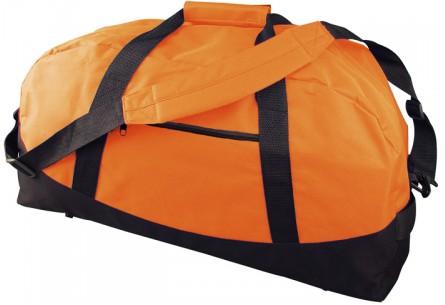 Obszerna torba sportowa