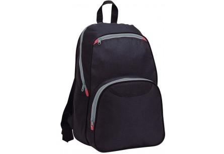 Plecak z dodatkowymi kieszeniami