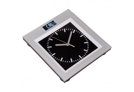Waga z zegarem