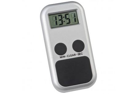 Plastikowy minutnik przyczepiany na magnes