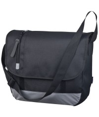 Duża torba z komorą na laptopa