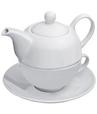 Porcelanowy zestaw do herbaty