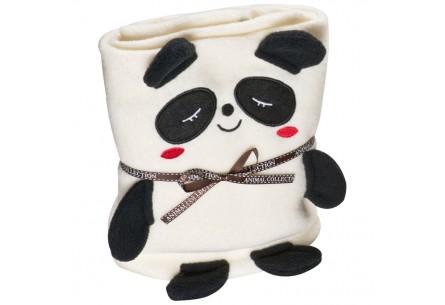 Koc dla dzieci z motywem pandy