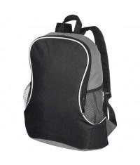 Plecak z bocznymi przegrodami