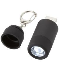 Mini latarka ładowana przez USB Avior