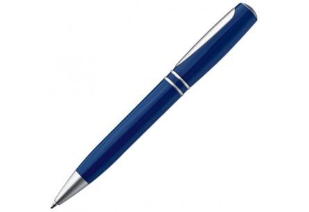 Plastikowy długopis z dwoma pierścieniami