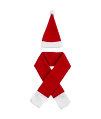Ozdoba świąteczna na butelkę Honka