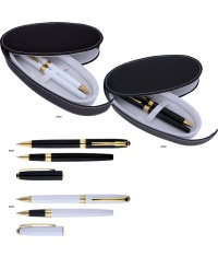 Zestaw długopis i roller Hogan