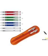 Zestaw długopis i ołówek Taur