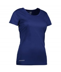 Damski T-shirt Active Navy