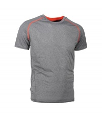Męski T-shirt Urban Grey melange