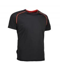 Męski T-shirt Urban Black