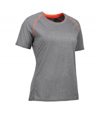 Damski T-shirt Urban Grey melange