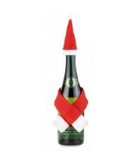 Świąteczny zestaw na butelkę